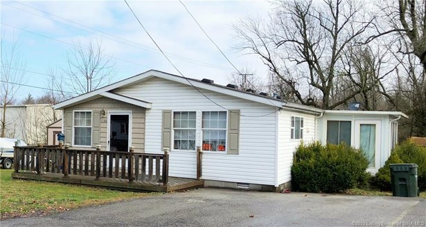 1 Story, Residential - Jeffersonville, IN