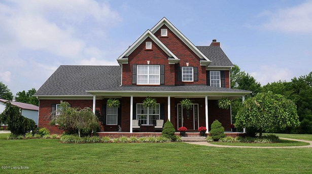 Single Family Residence, 1.5 Stories - Raywick, KY (photo 1)