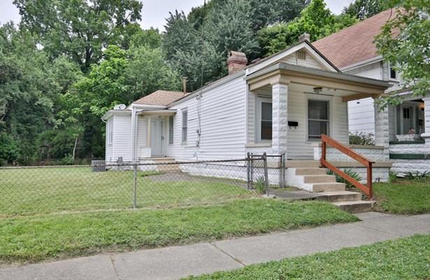 Single Family Residence, Shotgun - Louisville, KY (photo 1)