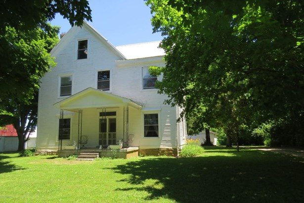 Single Family Residence, 2 Story - Bloomfield, KY (photo 1)