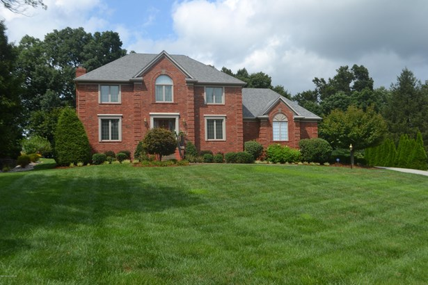 Single Family Residence, Colonial - Floyds Knobs, IN