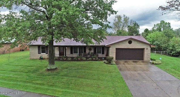 Single Family Residence, Ranch - Radcliff, KY