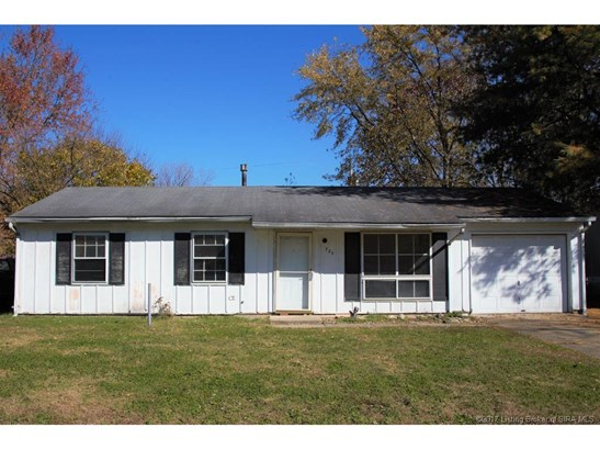1 Story, Residential - Jeffersonville, IN (photo 1)