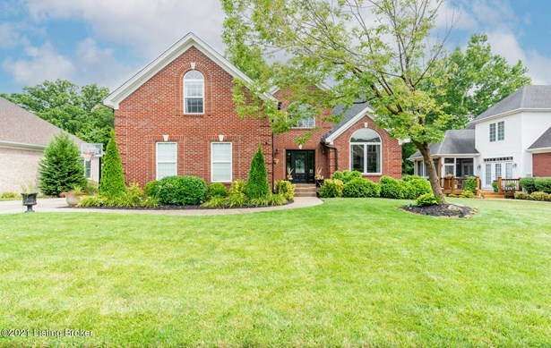 Single Family Residence, 1.5 Stories - Louisville, KY
