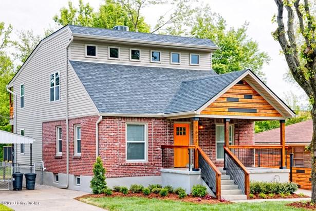 Single Family Residence, Contemporary - Louisville, KY (photo 1)