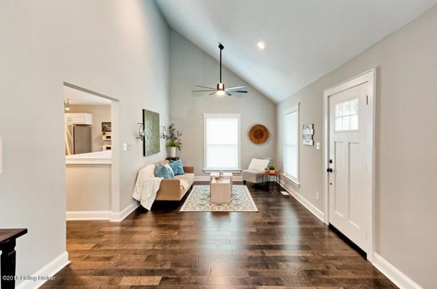 Single Family Residence, Contemporary - Louisville, KY (photo 5)