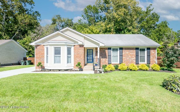 Single Family Residence, Ranch - Louisville, KY