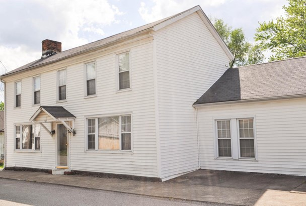 Single Family Residence, Traditional - Bedford, KY (photo 1)