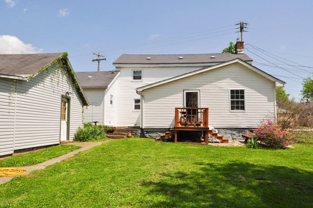 Single Family Residence, Traditional - Bedford, KY (photo 2)
