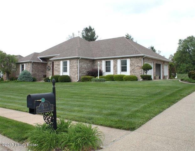 Single Family Residence, Ranch - Vine Grove, KY