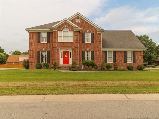 Single Family Residence, 2 Story - Jeffersonville, IN