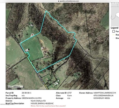 Residential Land - Goshen, KY (photo 2)