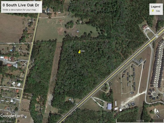 0  South Live Oak Drive, Moncks Corner, SC - USA (photo 1)