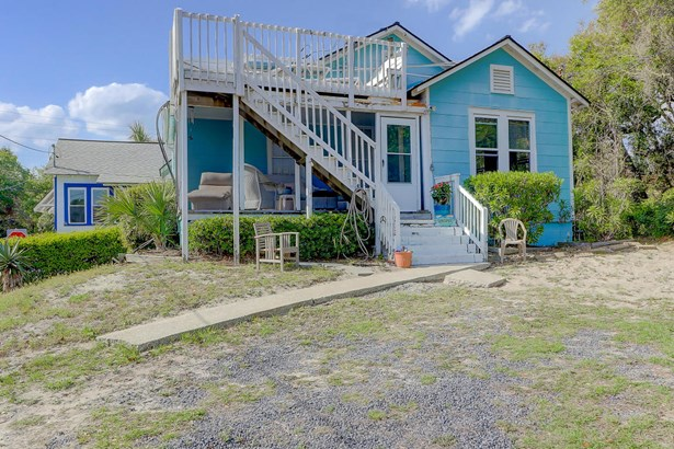 1201 E Ashley Avenue, Folly Beach, SC - USA (photo 1)