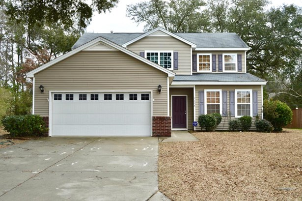 9668  Wilhammer Court, Ladson, SC - USA (photo 1)