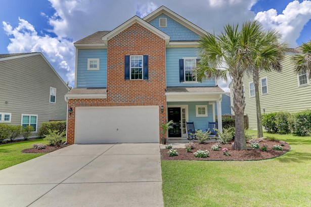 203  Nelliefield Creek Drive, Wando, SC - USA (photo 1)