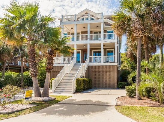 508 W Ashley Avenue 1, Folly Beach, SC - USA (photo 1)