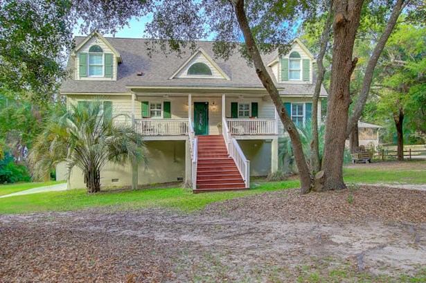 1069  Harts Bluff Road, Wadmalaw Island, SC - USA (photo 1)