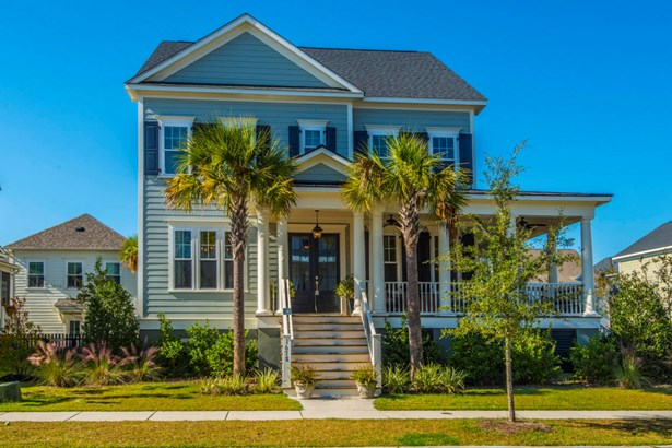 1678  Pierce St , Daniel Island, SC - USA (photo 1)