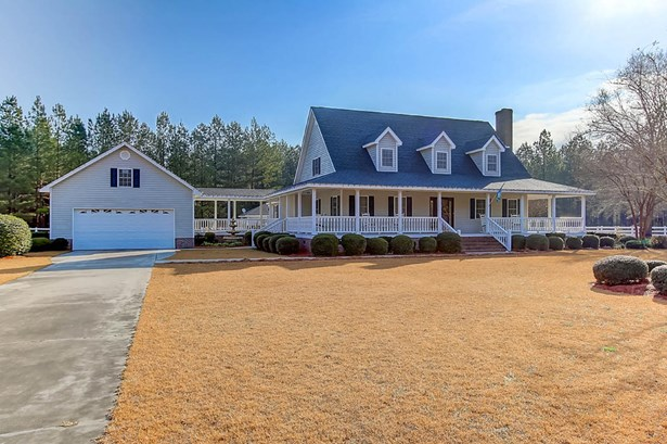 161  Country Road, Bowman, SC - USA (photo 1)