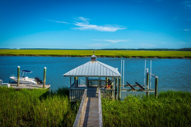 3744  Docksite Road, Edisto Island, SC - USA (photo 2)