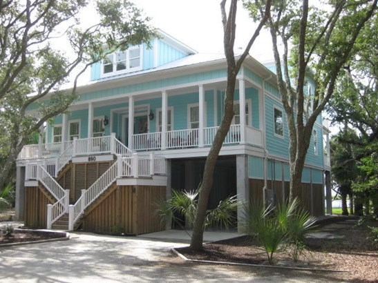 890  Hammocks Way, Edisto Island, SC - USA (photo 1)