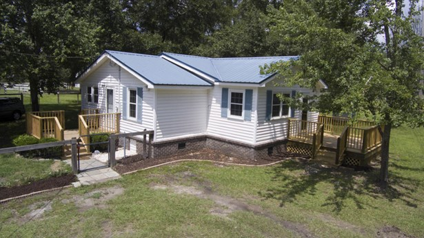 4455  Red Oak Road, Cottageville, SC - USA (photo 1)