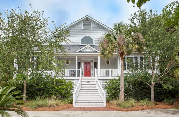 6807  Back Bay Drive, Isle Of Palms, SC - USA (photo 1)