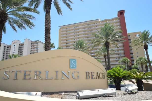 High-rise, Condominium - Panama City Beach, FL (photo 1)