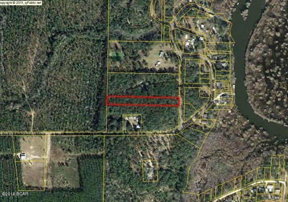 Land/Acres - Wewahitchka, FL (photo 1)