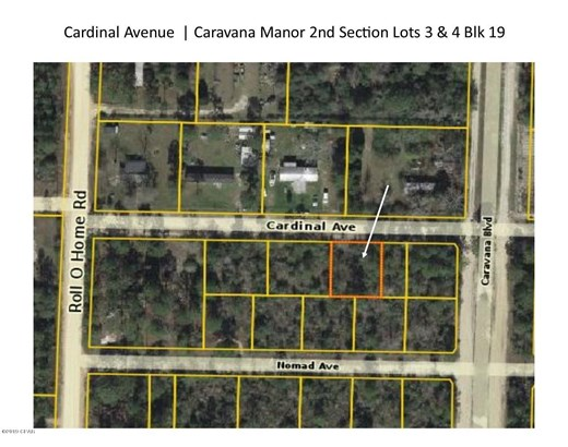 Residential Lots - Fountain, FL
