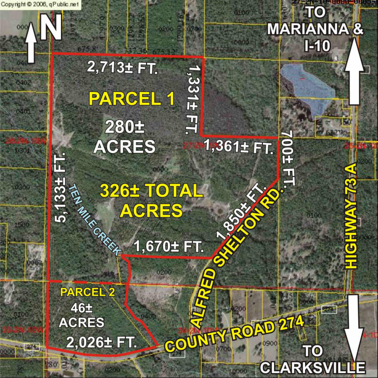 Land/Acres - Altha, FL (photo 1)