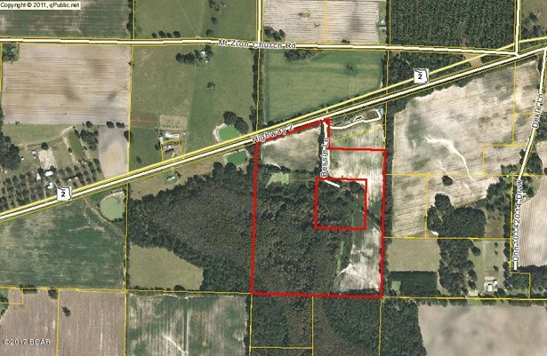 Land/Acres - Malone, FL (photo 1)