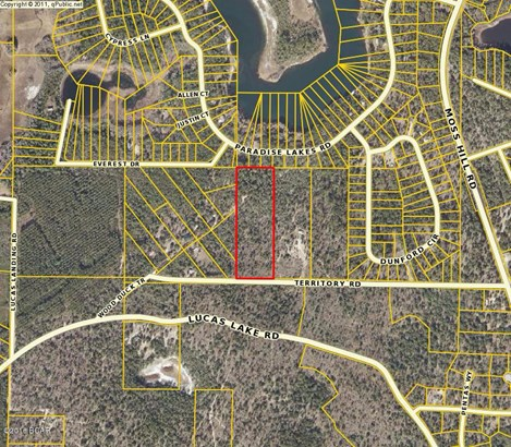 Land/Acres - Chipley, FL