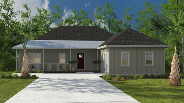 Detached Single Family, Contemporary - Southport, FL