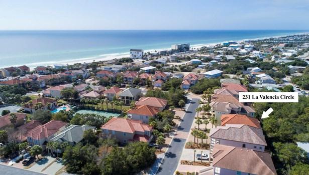 Mediterranean, Attached Single Unit - Panama City Beach, FL (photo 5)