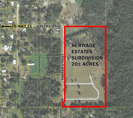 Residential Lots - Wewahitchka, FL (photo 1)