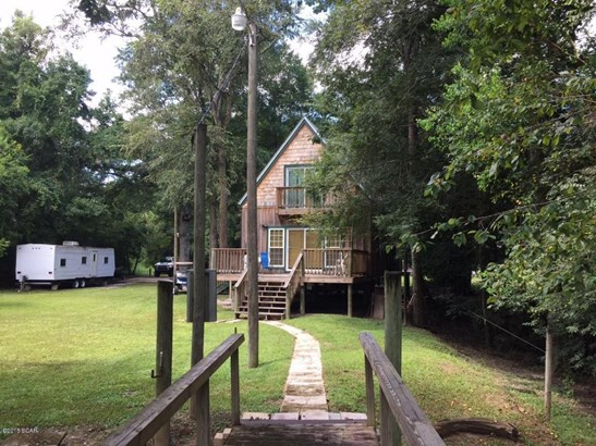 Detached Single Family, Cabin - Wewahitchka, FL (photo 4)