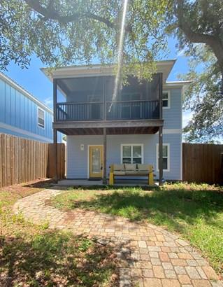 Florida Cottage, Detached Single Family - Panama City, FL