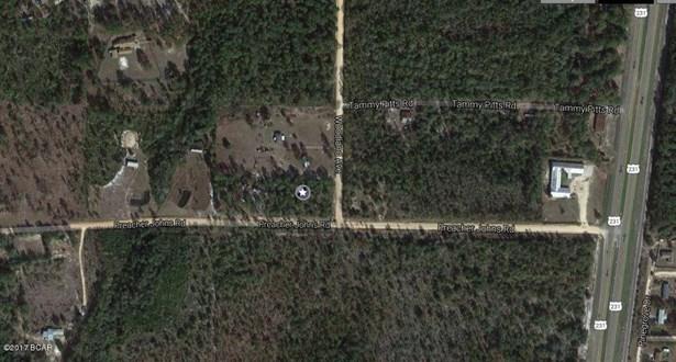 Land/Acres - Fountain, FL
