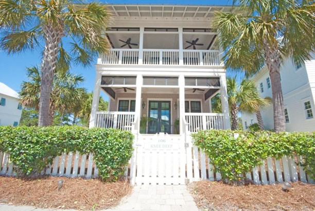 Detached Single Family, Beach House - Panama City Beach, FL (photo 1)