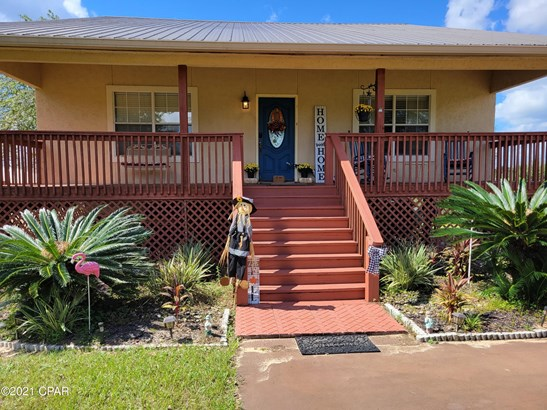 Detached Single Family, Country - Chipley, FL