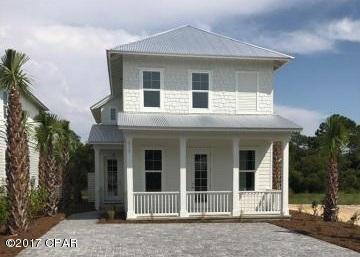 Florida Cottage, Detached Single Family - Panama City Beach, FL (photo 1)