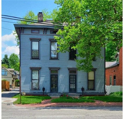 341 N East Street, Indianapolis, IN - USA (photo 1)