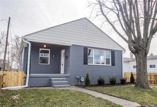 1713 S State Avenue, Indianapolis, IN - USA (photo 1)