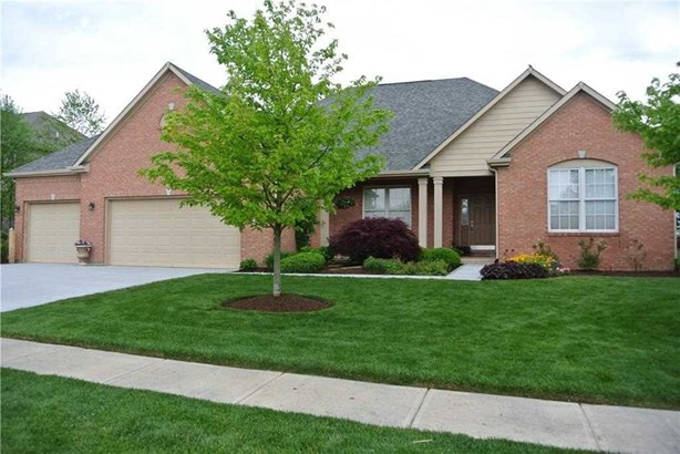 728 Ridge Gate Drive, Brownsburg, IN - USA (photo 1)