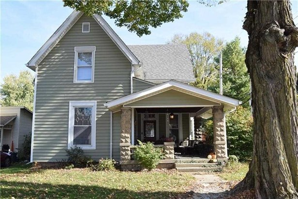 117 N Spring Street, Greenfield, IN - USA (photo 1)