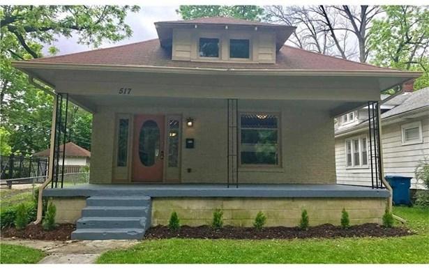 517 Bernard Avenue, Indianapolis, IN - USA (photo 1)