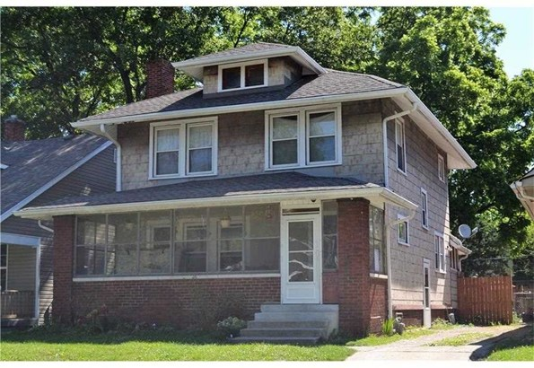 733 N Gladstone Avenue, Indianapolis, IN - USA (photo 1)