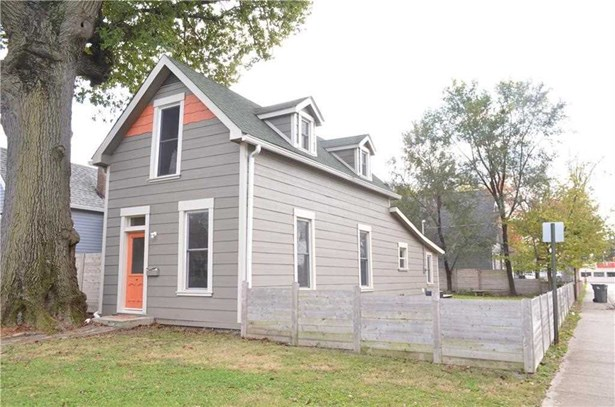 1201 Woodlawn Avenue, Indianapolis, IN - USA (photo 1)
